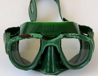 Замена простых линз в маске на диоптрийные