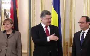 ЕС откладывает введение безвизового режима с Украиной