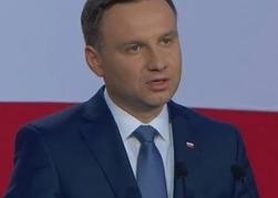 Президентом Польши избрали Анджея Дуду