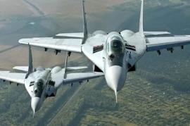 В Ахтубинске готовят лучших летчиков в мире