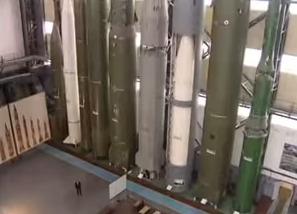 Самая большая баллистическая ракета (Р36 - САТАНА)