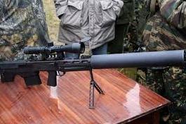 Снайперская винтовка ВКС Выхлоп калибра 12,7 мм