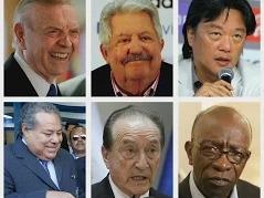 Чиновников ФИФА арестовали по подозрению в коррупции