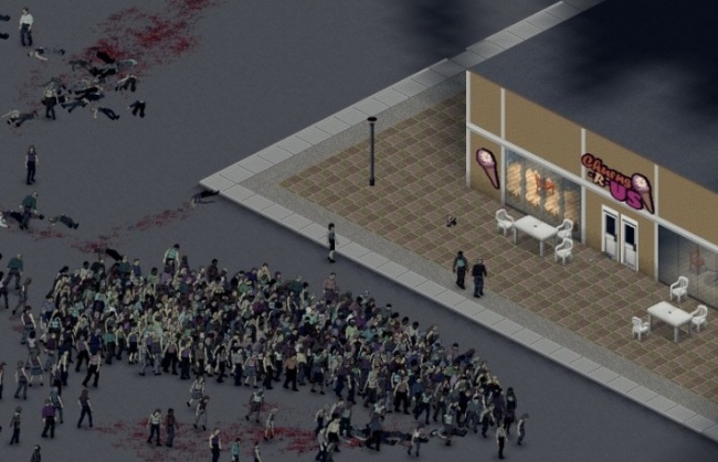 Шусс: Зомбоид / Project Zomboid