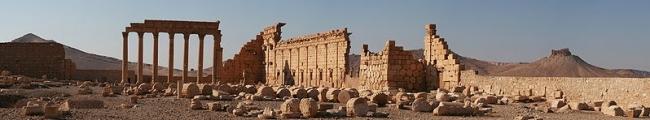 ИГИЛ может уничтожить древний город Пальмиру