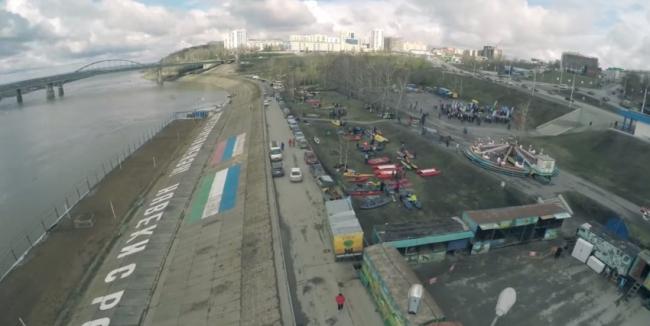 Уфа фестиваль по водному туризму Весеннее Ралли 2015