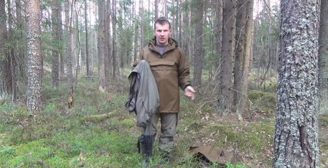 Соколов Григорий: О москитных костюмах Москит и Москит V2