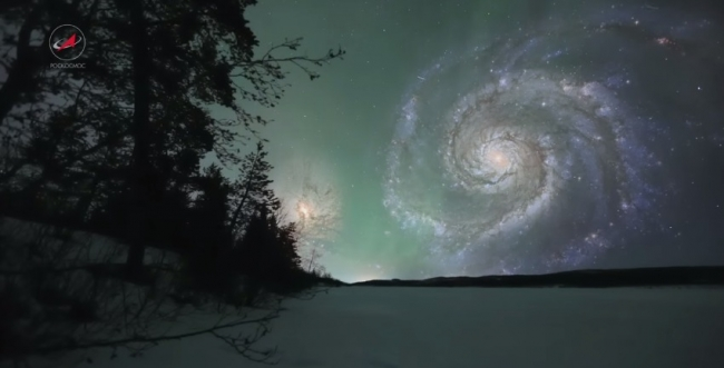 Телестудия Роскосмоса: Если бы некоторые небесные объекты были ближе.