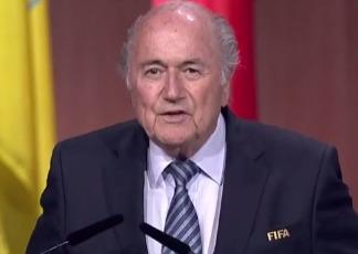 Йозеф Блаттер заявил об уходе из FIFA