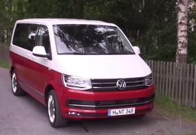 Volkswagen Multivan T6