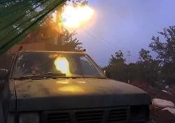 Подавление огневых точек ВСУ. Донецк 18 июля.