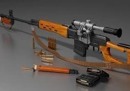 Характеристики снайперской винтовки СВД