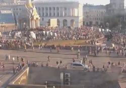 Киев: народное вече на Майдане