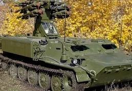Мобильный комплекс противовоздушной обороны ЗРК Лучник-Э