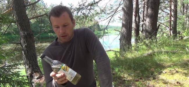 Соколов Григорий: Как сделать чиркало для спичек водостойким?