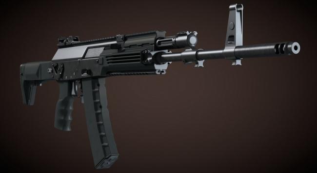 Автоматы Калашникова: АК-12 и АК-15