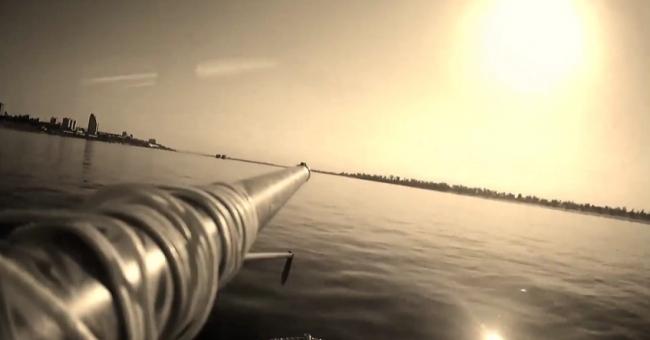Avim agency: Прогулка на воде и под водой с амурами. Подводная охота, Волга.