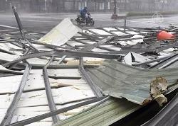Тайфун пронесся по Китаю и Тайваню, есть жертвы