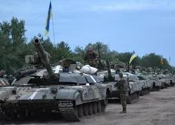 8 тысяч украинских силовиков перешли на сторону ополченцев