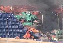 Число жертв взрывов в Тяньцзине растет