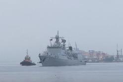 Корабли Китая прибыли во Владивосток