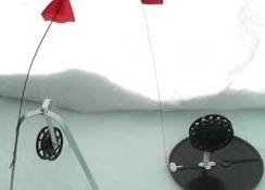 Зимняя жерлица | Сибирская рыбалка 5