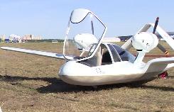 Беспилотник-разведчик на воздушной подушке Чирок