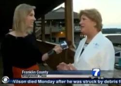 В США убили двух журналистов в прямом эфире