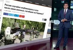 Западные и украинские СМИ о потерях РФ на Украине