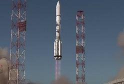 Видео: Пуск РКН Протон-М с КА Инмарсат-5Ф3 (HD)