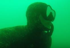 Максим Лубягин: Подводная охота. Чемпионат Европы 2015г.