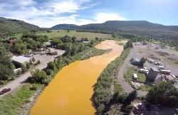 Желтая река в США