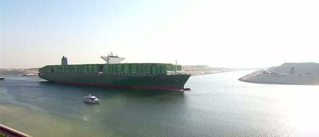 В Египте открыли новый Суэцкий канал