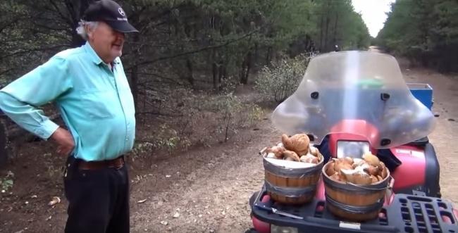 Дядя Вова: Канадский бирюк. С Клаусом в лесах (часть 52)