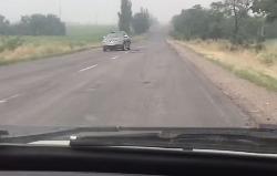 Путин обстрелял Херсонскую область