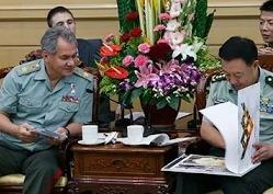 Шойгу прибыл в Пекин для переговоров