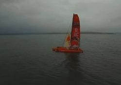 Северный морской путь под парусом