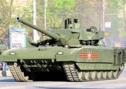Танк Т-14 Армата на выставке вооружений Russia Arms Expo-2015