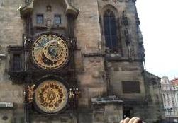 Прага старинный город неповторимой атмосферой