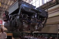 Двигатель танка Армата