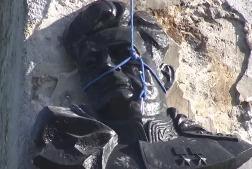 В Польше демонтировали памятник советскому генералу Ивану Черняховскому