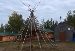 Дядя Вова: Канадский бирюк. (Часть 59) Школа выживания