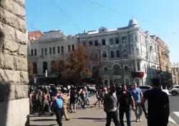 Штурм Харьковского ГорСовета (23.09.2015)