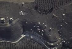 Видео: Воздушные удары по объектам террористов в Сирии