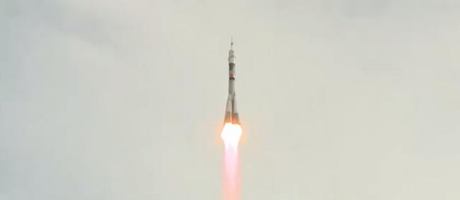 4 сентября экипаж прибудет на МКС