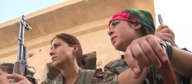 Бои за аль-Хасаку в Сирии
