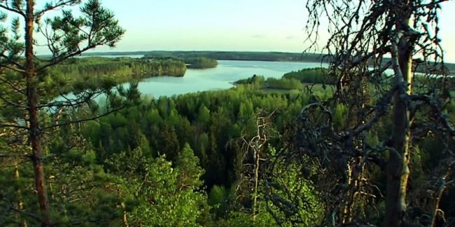 На рыбалку в Финляндию