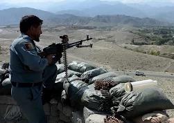 Афганский город Кундуз отбит у талибов