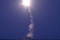 Россия нанесла удары из акватории Каспийского моря по террористам в Сирии