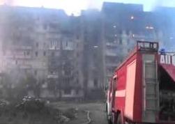 Обстрел Донецка: Украина нарушают перемирие (10 октября 2015)